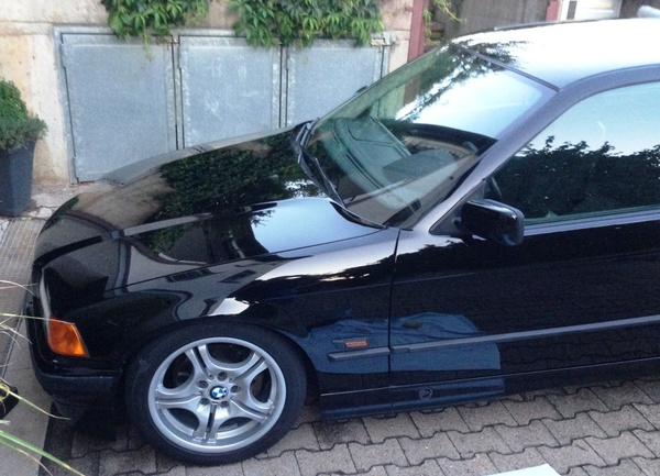 BMW 3er Compakt fertig aufbereitet
