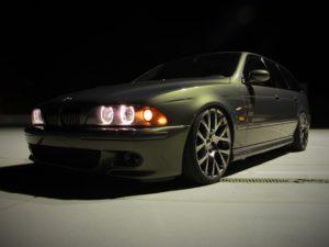 Mo BMW E39 540i 6 Gang individual