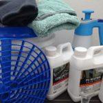 Produkte die zur schnonenden Handwäsche benötigt werden